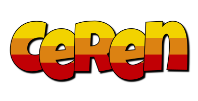 Ceren jungle logo