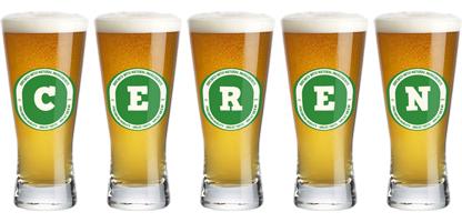 Ceren lager logo