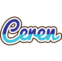 Ceren raining logo
