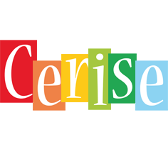 Cerise colors logo