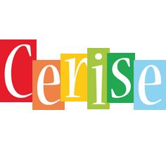 Cerise colors logo