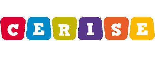 Cerise daycare logo