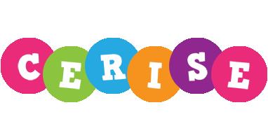 Cerise friends logo