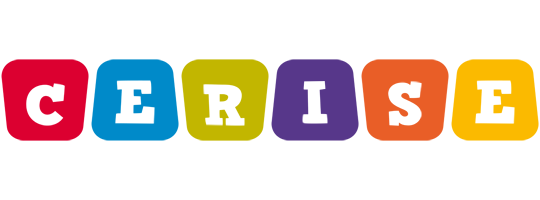 Cerise kiddo logo