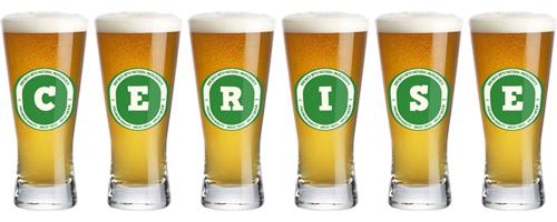 Cerise lager logo