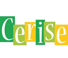 Cerise lemonade logo