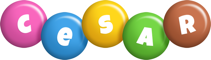 Cesar candy logo