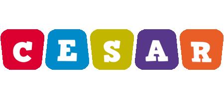 Cesar kiddo logo