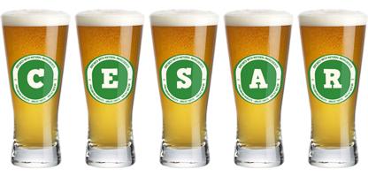 Cesar lager logo