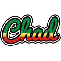 Chad african logo