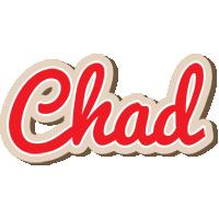 Chad chocolate logo