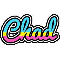Chad circus logo