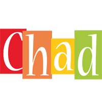 Chad colors logo