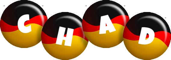 Chad german logo