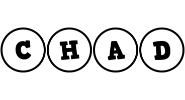 Chad handy logo