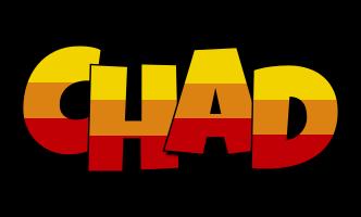 Chad jungle logo