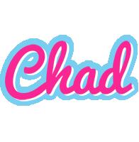 Chad popstar logo