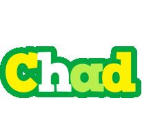 Chad soccer logo