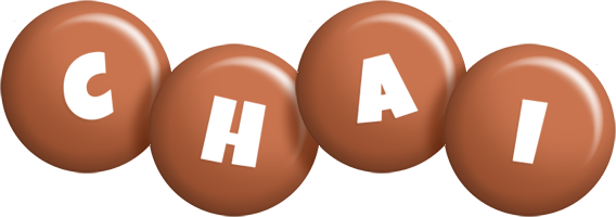 Chai candy-brown logo