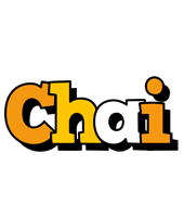 Chai cartoon logo