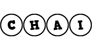 Chai handy logo