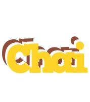 Chai hotcup logo