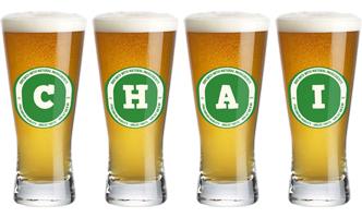 Chai lager logo