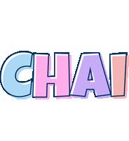 Chai pastel logo