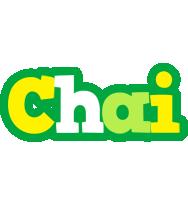 Chai soccer logo