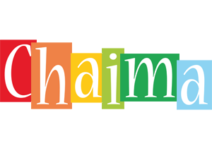 Chaima colors logo