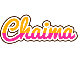 Chaima smoothie logo