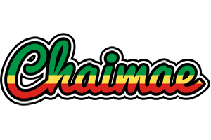 Chaimae african logo