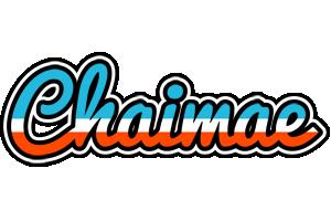 Chaimae america logo