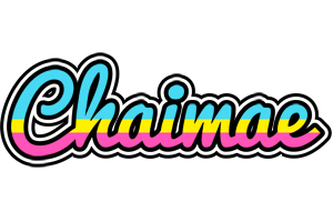 Chaimae circus logo