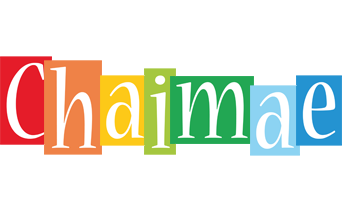 Chaimae colors logo