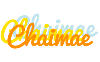 Chaimae energy logo