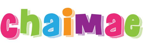 Chaimae friday logo