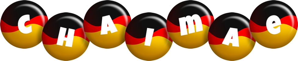 Chaimae german logo