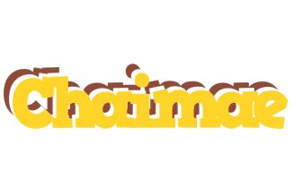 Chaimae hotcup logo