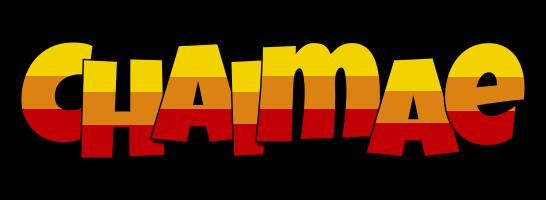 Chaimae jungle logo