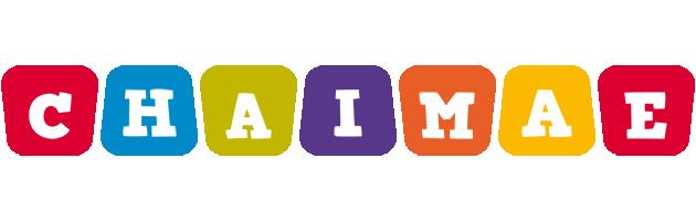 Chaimae kiddo logo