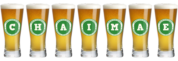 Chaimae lager logo