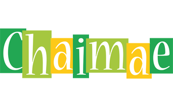 Chaimae lemonade logo