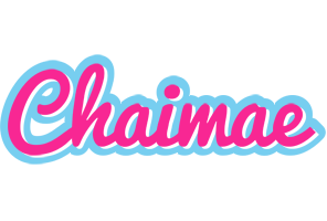 Chaimae popstar logo