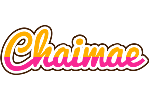 Chaimae smoothie logo