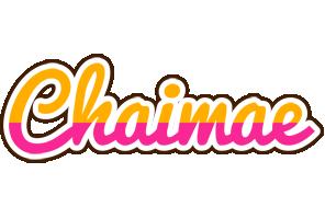 Chaimae smoothie logo
