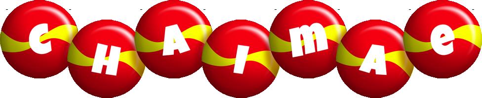 Chaimae spain logo