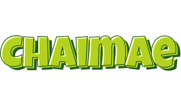 Chaimae summer logo