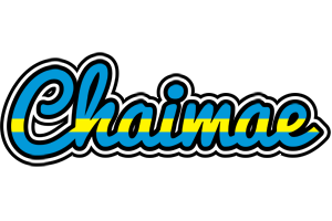 Chaimae sweden logo