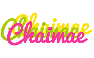 Chaimae sweets logo